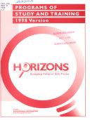 Programs of Study and Training PDF