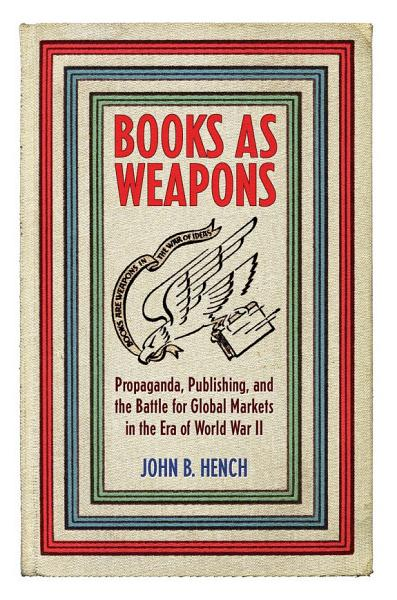 Download Books As Weapons Book