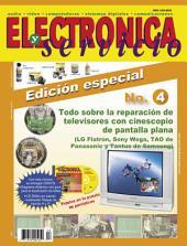 Electrónica y Servicio Edición Especial: Todo sobre la reparación de televisores con cinescopio de pantalla plana