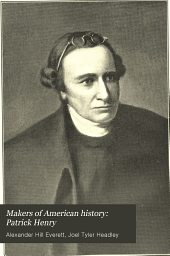 Makers of American History: Patrick Henry