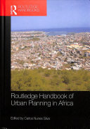 Routledge Handbook of Urban Planning in Africa Book