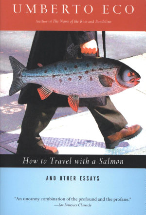 How to Travel with a Salmon PDF