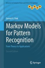 Markov Models for Pattern Recognition PDF