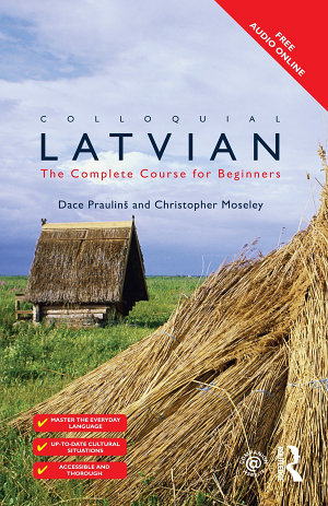 Colloquial Latvian