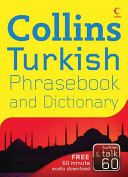 Collins Turkish Phrasebook and Dictionary PDF