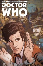 Doctor Who: The Eleventh Doctor Archives #3: Ripper's Curse Part 2