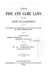 Fish and Game Code