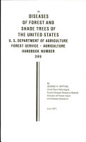 Diseases of Forest and Shade Trees of the United States PDF