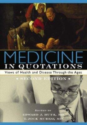 Medicine in Quotations PDF