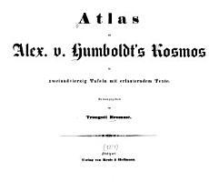 Atlas zu Alex  von Humboldt s Kosmos PDF
