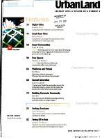 Urban Land PDF