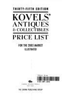 Kovels  Antiques   Collectibles PDF