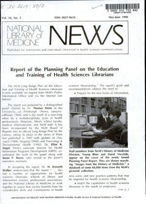 News  National Library of Medicine  U S    PDF