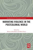 Narrating Violence in the Postcolonial World PDF