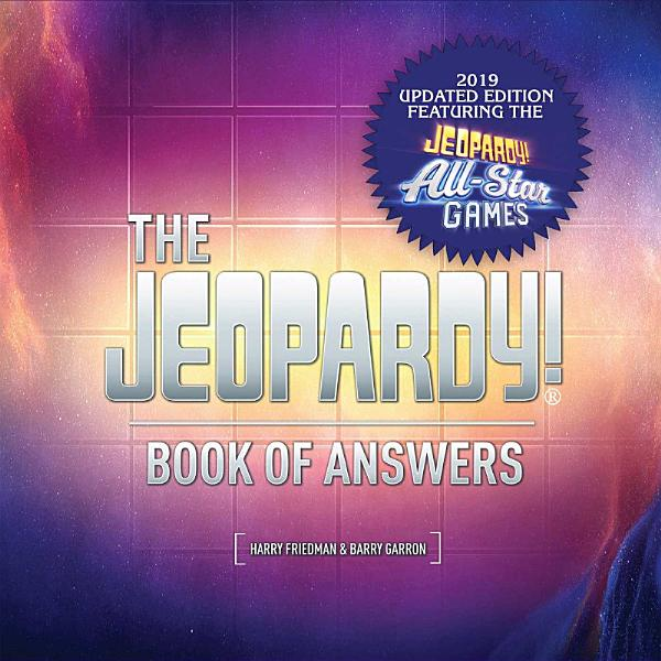 Download The Jeopardy  Book of Answers Book