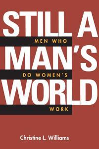Still a Man s World Book