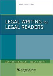 Legal Writing for Legal Readers
