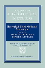Handbook of Phycological Methods: Volume 4