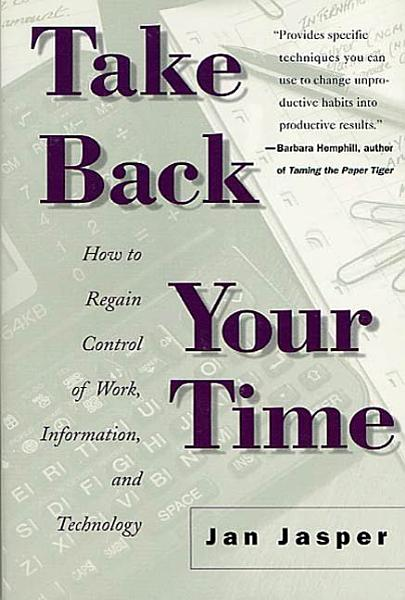Download Take Back Your Time Book