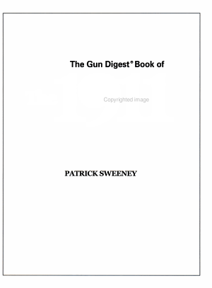 The Gun Digest Book of the 1911 PDF
