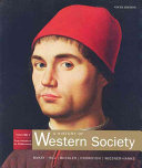 A History of Western Society  Volume 1  From Antiquity to the Enlightenment PDF