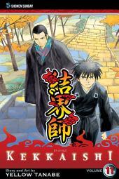 Kekkaishi: Volume 11