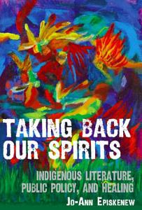 Taking Back Our Spirits Book