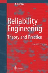 Reliability Engineering Book PDF