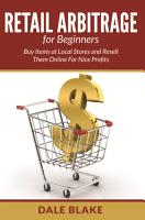 Retail Arbitrage For Beginners PDF