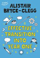 Effective Transition into Year One PDF