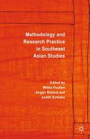 Methodology and Research Practice in Southeast Asian Studies PDF