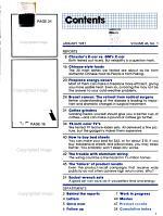 Consumer Reports 1981 PDF