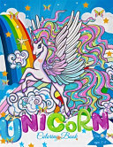 Unicorn Coloring Book For Girls Ages 3-8