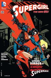 Supergirl (2011-) #23