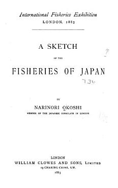 A Sketch of the Fisheries of Japan PDF