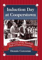 Induction Day at Cooperstown PDF