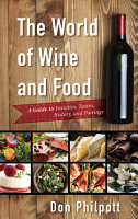 The World of Wine and Food PDF