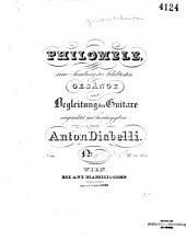 Aria: Oh cara immagine: aus der Oper: Die Zauberflöte ; mit Begleitung der Guitarre