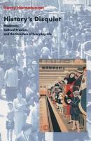 History s Disquiet PDF