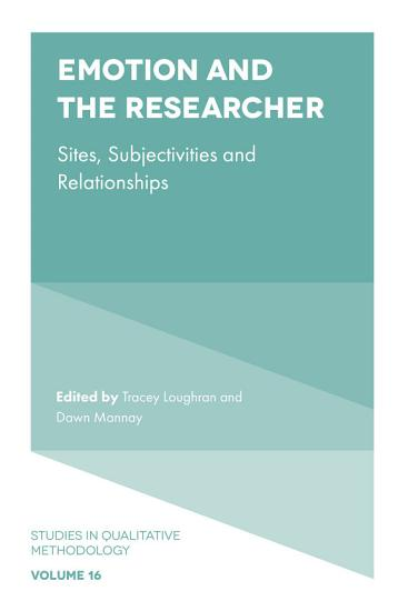 Emotion and the Researcher PDF