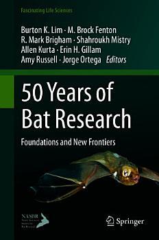 50 Years of Bat Research PDF