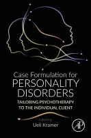 Case Formulation for Personality Disorders PDF
