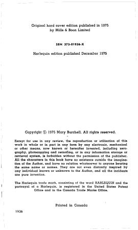 Remembered Serenade PDF