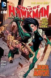 The Savage Hawkman (2012-) #8