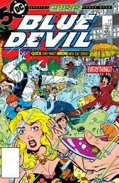 Blue Devil (1984-) #17