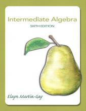Intermediate Algebra: Edition 6