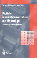 Digitale Modulationsverfahren mit Sinustr  ger PDF