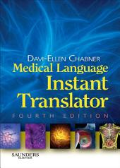 Medical Language Instant Translator - eBook: Edition 4