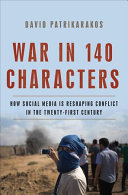 War in 140 Characters Book