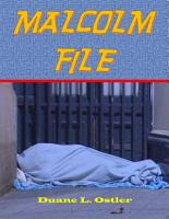 Malcolm File PDF